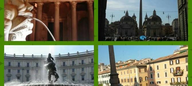 Calendário dos feriados em Roma