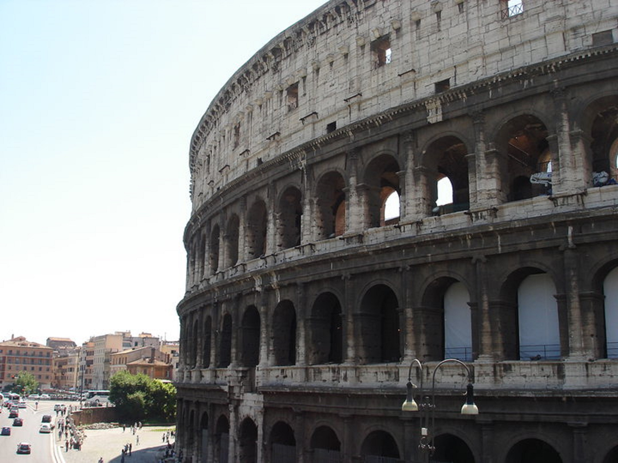 COLOSSEO ou COLISEU
