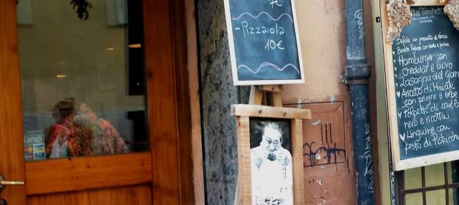 Trastevere o bairro mais charmoso de Roma