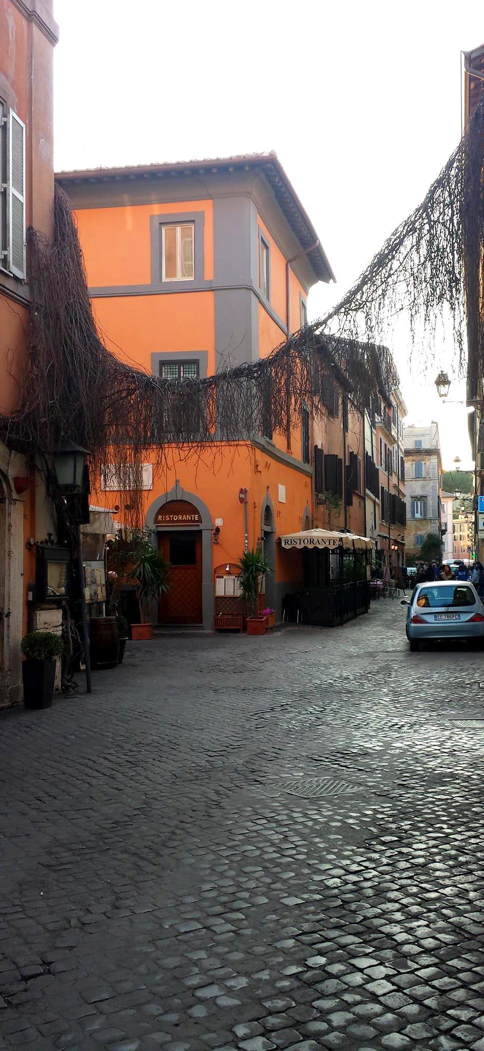 Trastevere - Roma - Blog Vou pra Roma