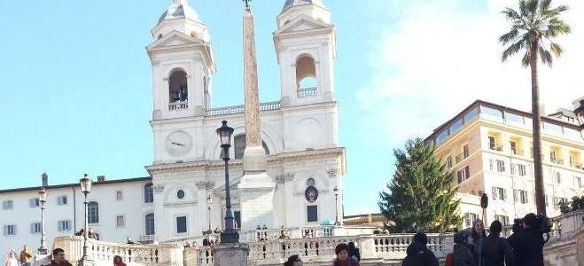 Piazza di Spagna – Roma