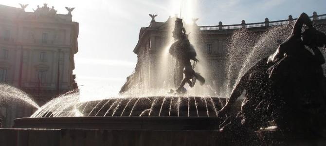 Piazza della Repubblica – Roma