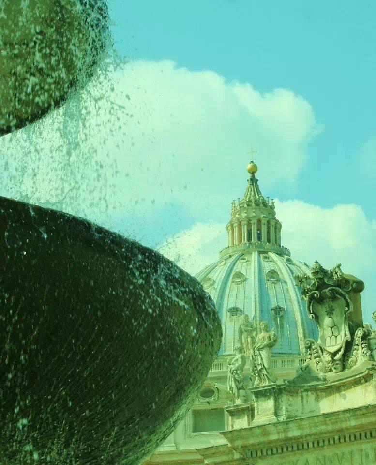 BASILICA DI SAN PIETRO CÚPULA - Blog VoupraRoma