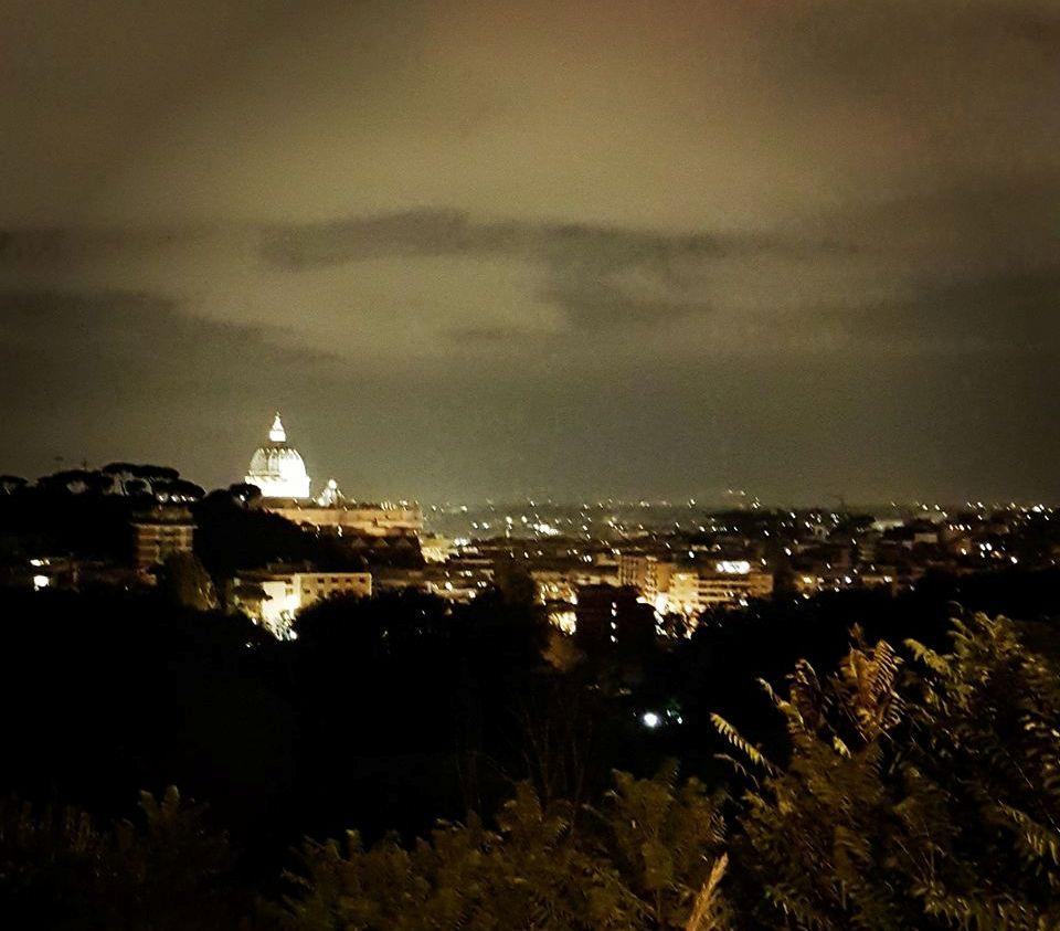 Cúpula de San Pietro vista da Via Piccolomini - Roma - Blog VoupraRoma
