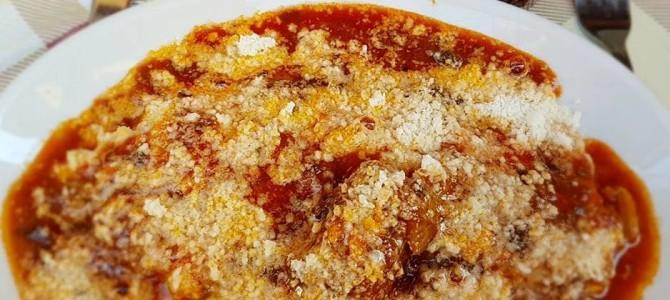 Dica de onde comer em Roma no Trastevere dos romanos.