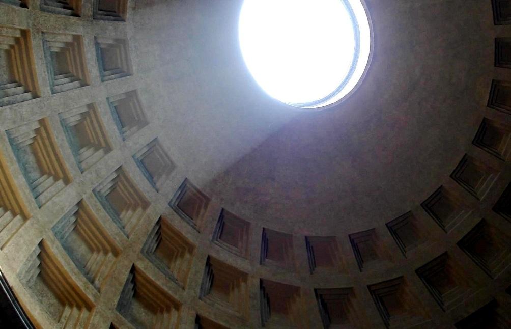 PANTHEON - blog Vou pra Roma