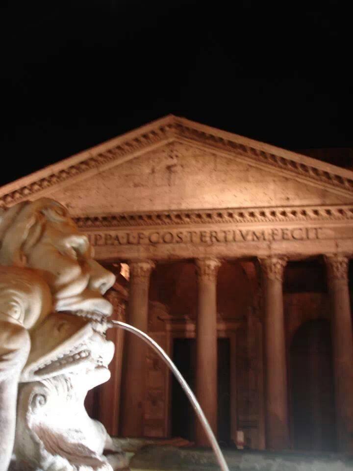Caminhando por Roma - PANTHEON