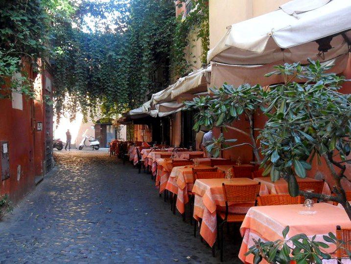 Trastevere - Roma - Blog VoupraRoma