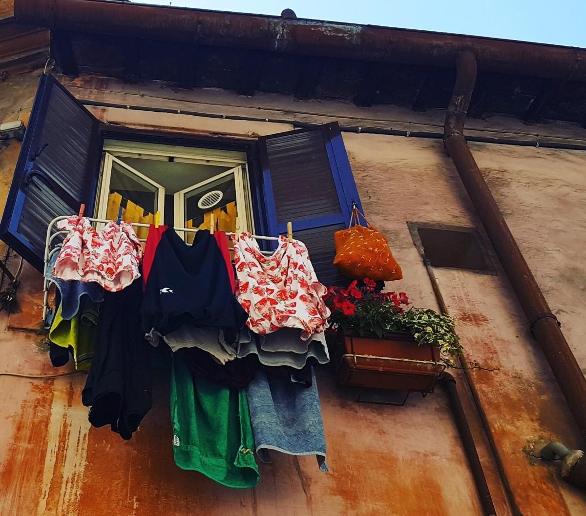 Trastevere - Roma Blog Vou pra Roma