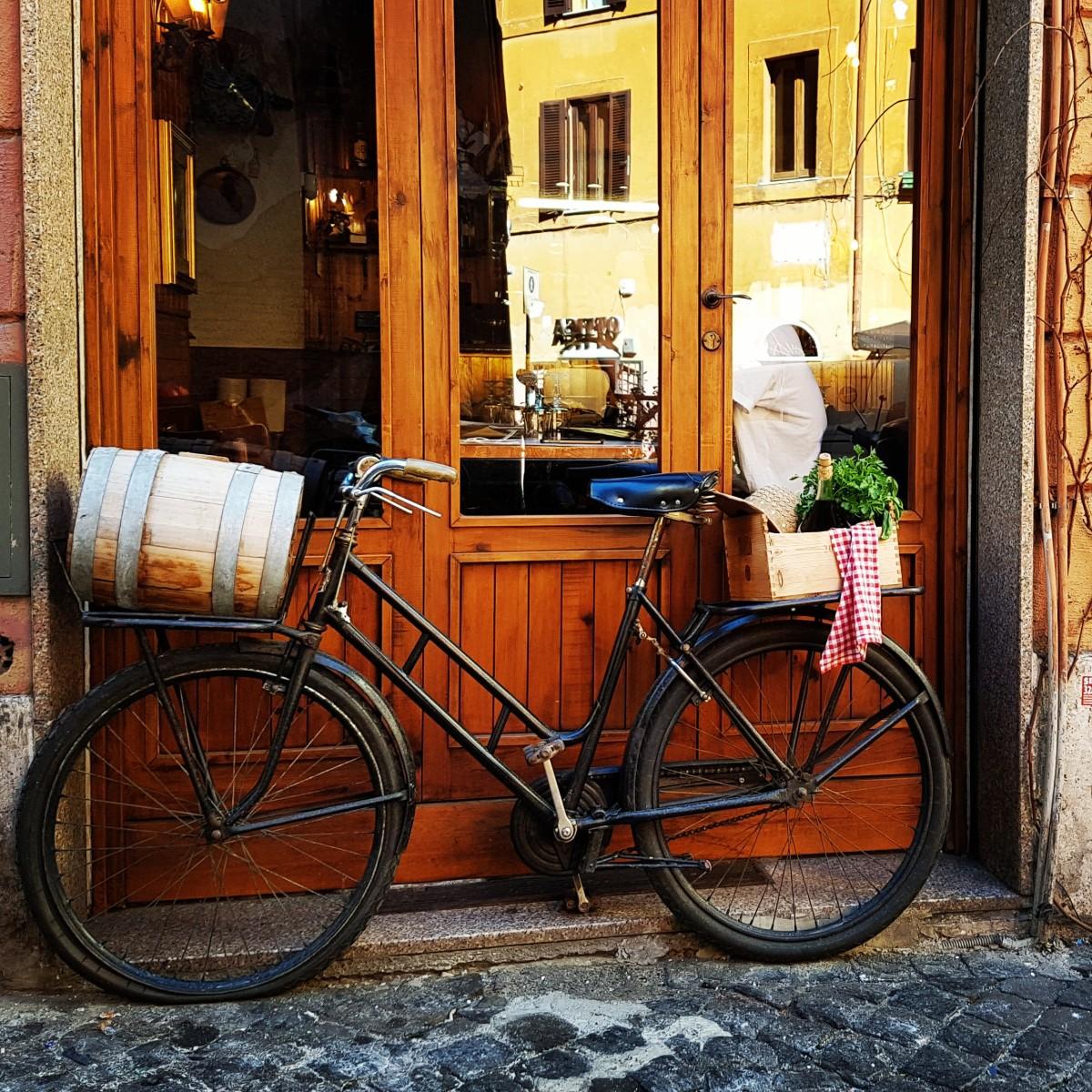Trastevere - o bairro mais charmoso de Roma - Blog Vou pra Roma