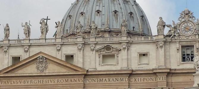 Dicas para visitar a Basílica de São Pedro