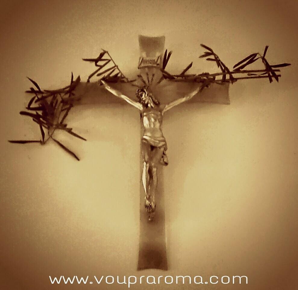 Páscoa em Roma - Domingo de Ramos