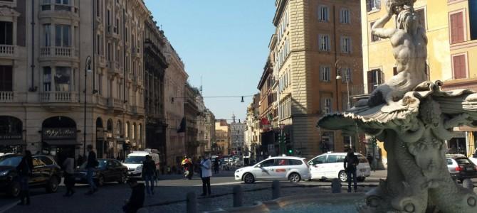 Qual a melhor época para ir a Roma?