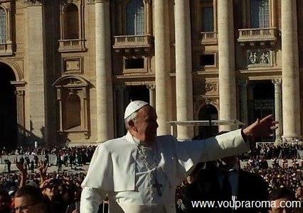 Ver o Papa em Roma