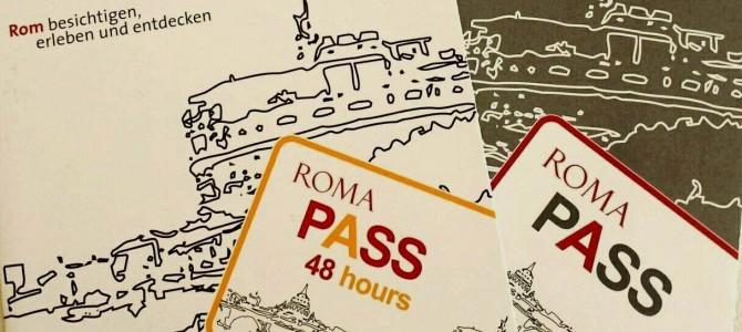 RomaPass, vantagens.