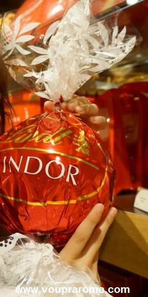 Tradições de Páscoa em Roma - o melhor chocolate