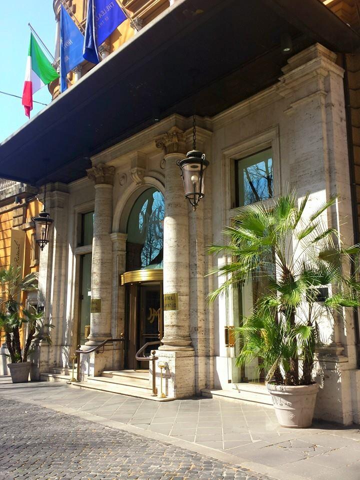 HOTEL DE LUXO - VIA VENETO - FOTO Ana Venticinque