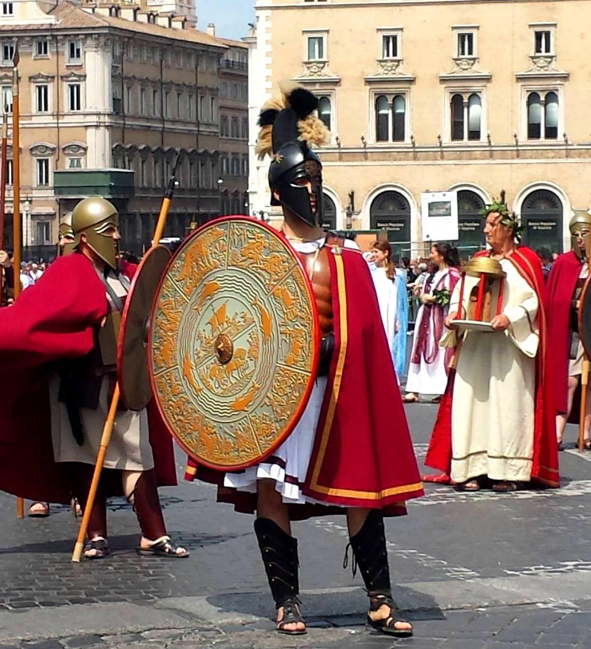 DESFILE NATALE DI ROMA 2015