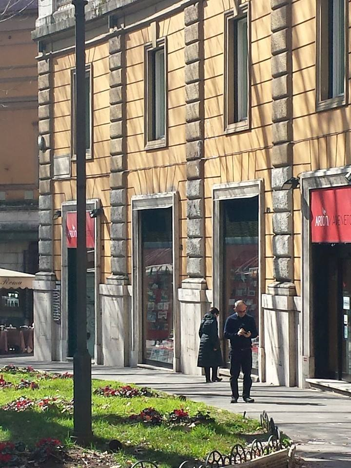 VIA VENETO - Livraria - Blog Vou pra Roma