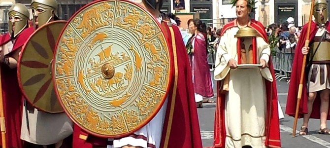Calendário dos Feriados Italia e Roma