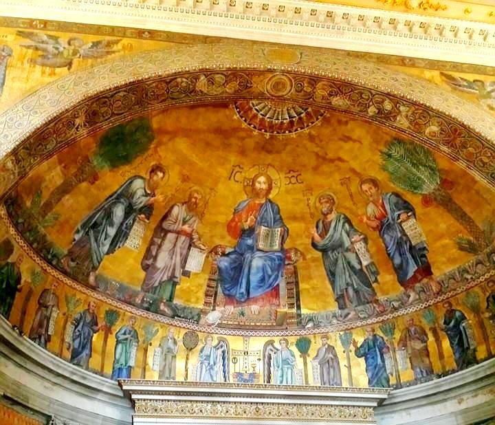 Basílica de São Paulo Fora dos Muros - Roma - Blog VoupraRoma