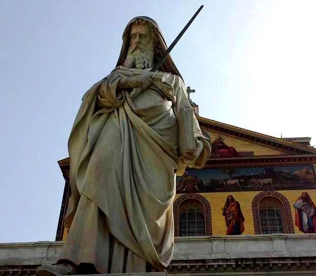 Basílica di San Paolo fuori le mura - Roma - Blog Vou pra Roma