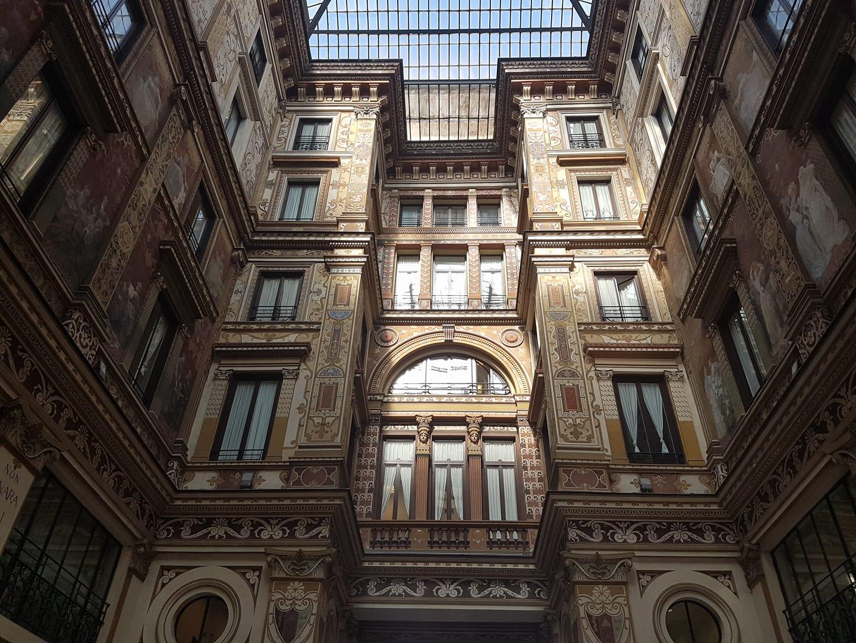 Galleria Sciarra - Blog Vou pra Roma