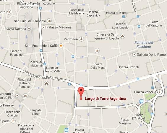 MAPA - LARGO ARGENTINA