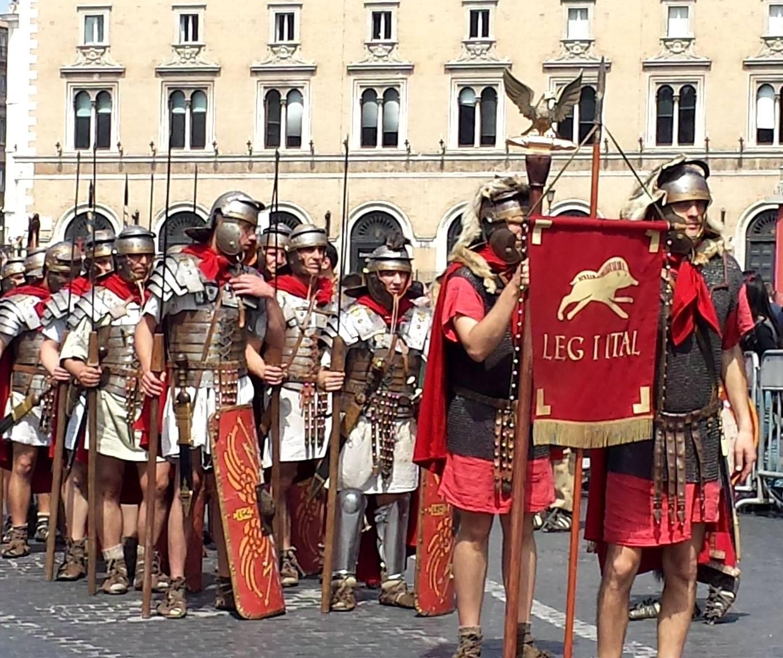 Primavera em Roma - Aniversário de Roma - Blog Vou pra Roma