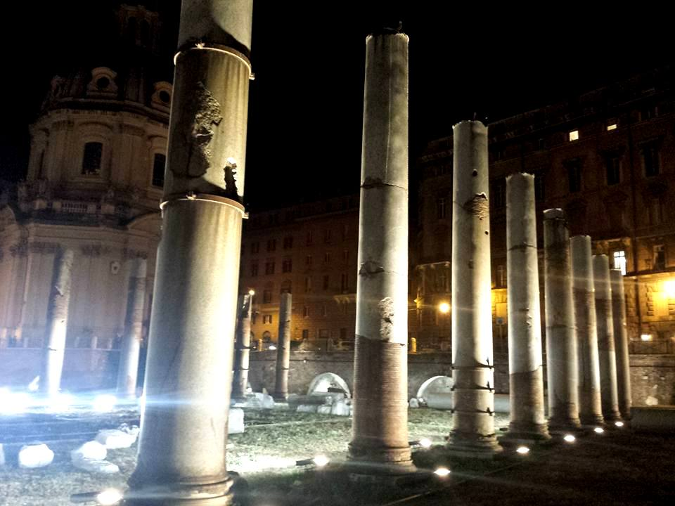 Primavera em Roma - Reconstrução Virtual dos Fóruns Imperiais - Blog Vou pra Roma