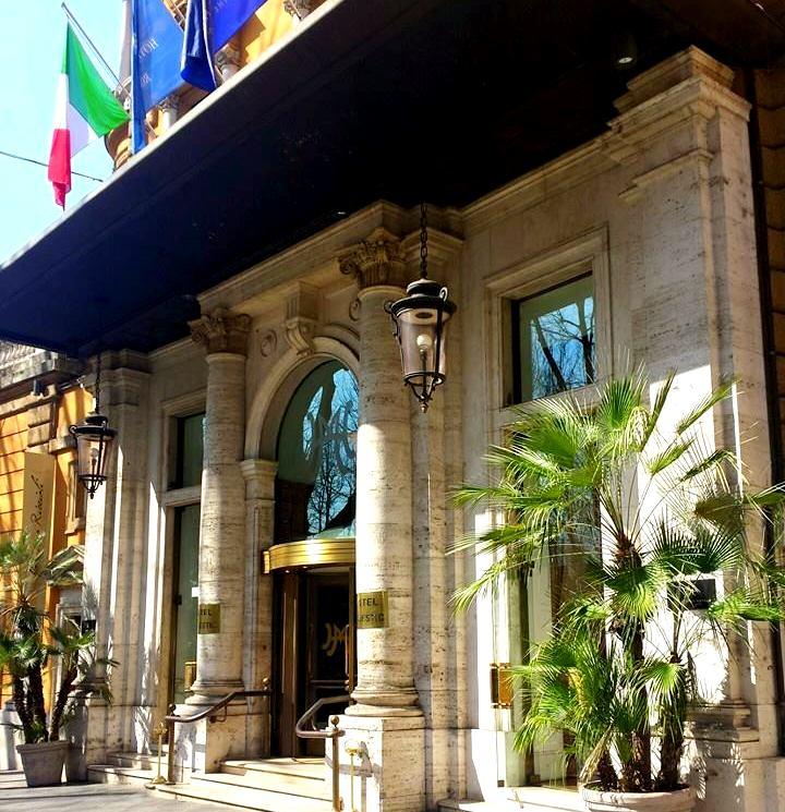 Via Veneto - Hotéis de Luxo - Blog Vou pra Roma