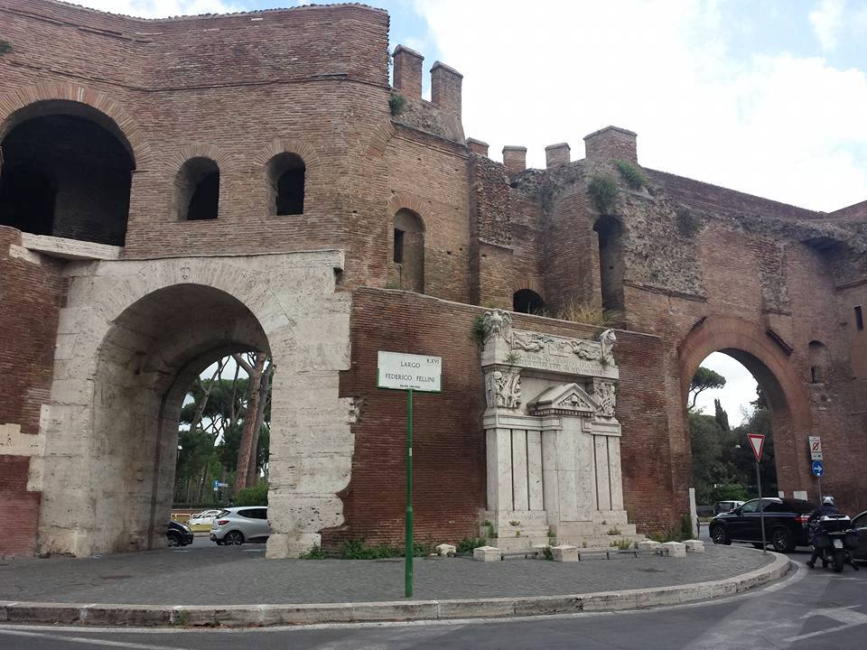 Via Veneto - Porta Pinciana - Blog Vou pra Roma