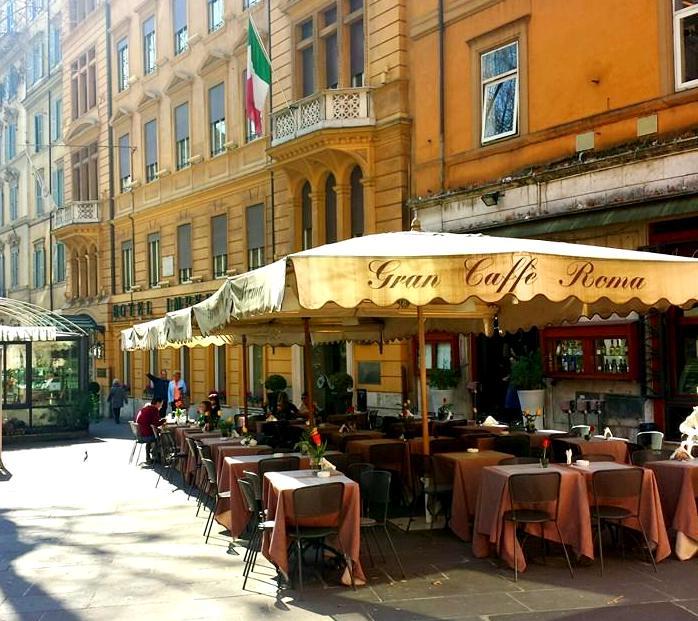 Via Veneto - café - Blog Vou pra Roma