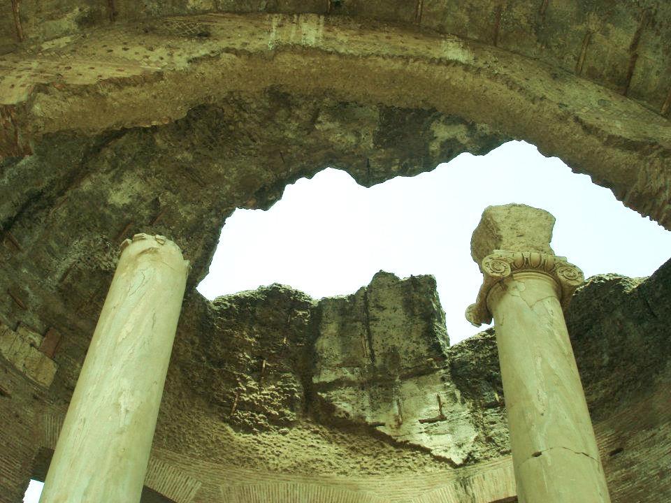 Villa Adriana Tivoli - Ruinas - Blog Vou pra Roma