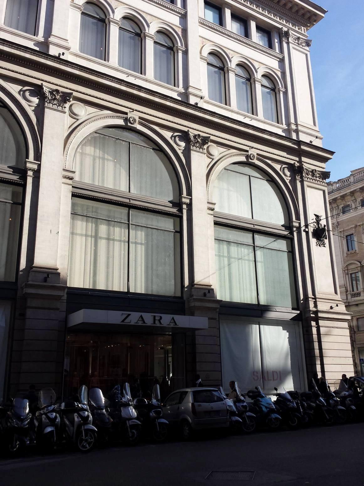 Onde comprar coisas baratas em Roma  baceb27b31c8