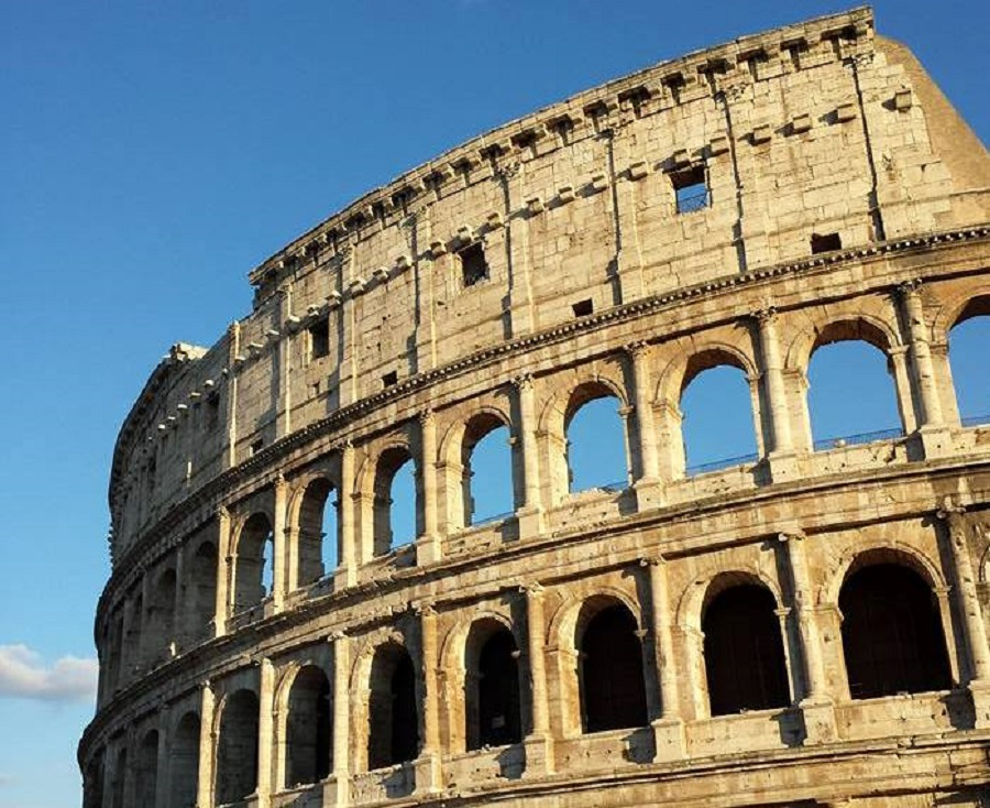 Coliseu - Itália - Blog Vou pra Roma