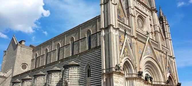 Bate e volta de Roma a Orvieto