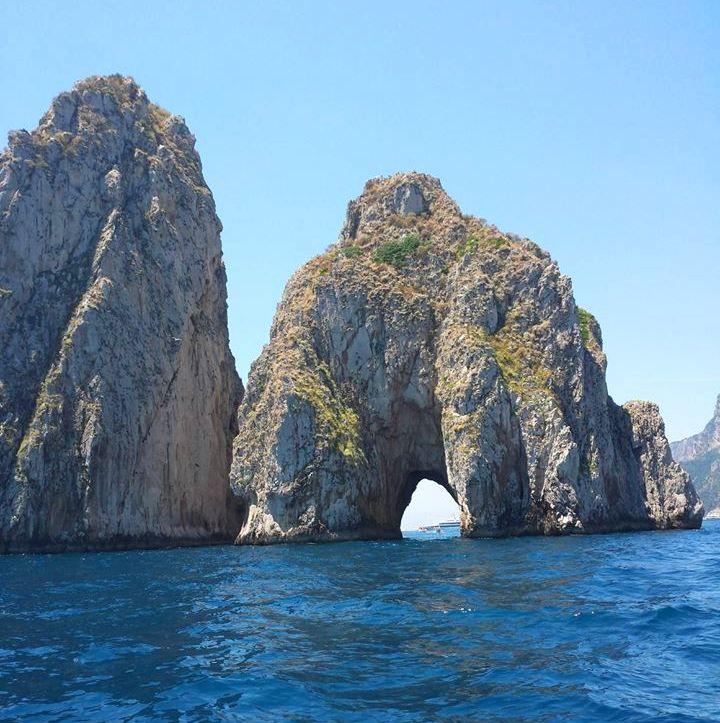 Um dia em Capri - Blog Vou pra Roma