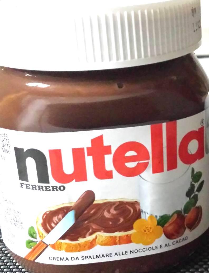 Nutella - FOTO Ana Venticinque