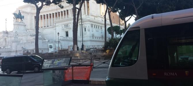 Em Roma hospede-se perto do Tram 8.