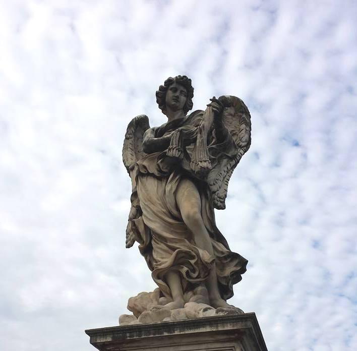 PONDE DEGLI ANGELI - BERNINI  FOTO Ana Venticinque