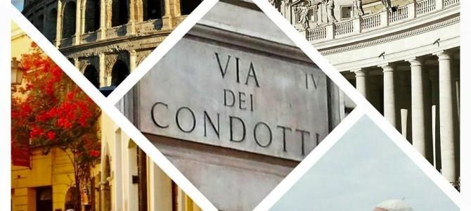 Roteiro personalizado em Roma