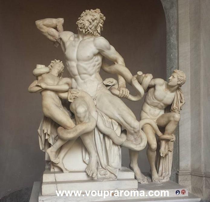 ROTEIRO ROMA - MUSEUS VATICANOS - FOTO Ana Venticinque