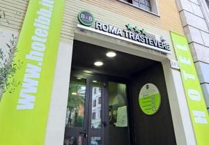 B&B HOTEL ROMA TRASTEVERE - fonte site oficial