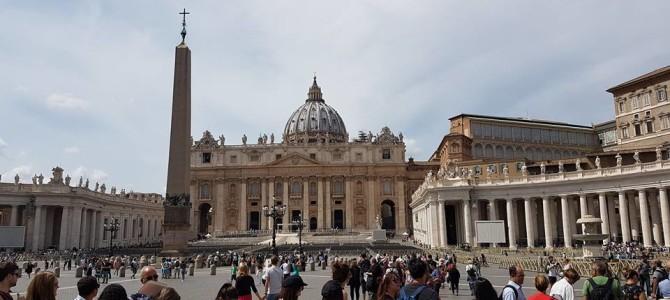 Roteiro principais atrações de Roma – três dias