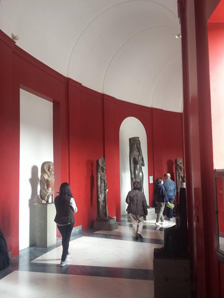 GALERIA EGÍPCIA - MUSEUS DO VATICANO - FOTO Ana Venticinque
