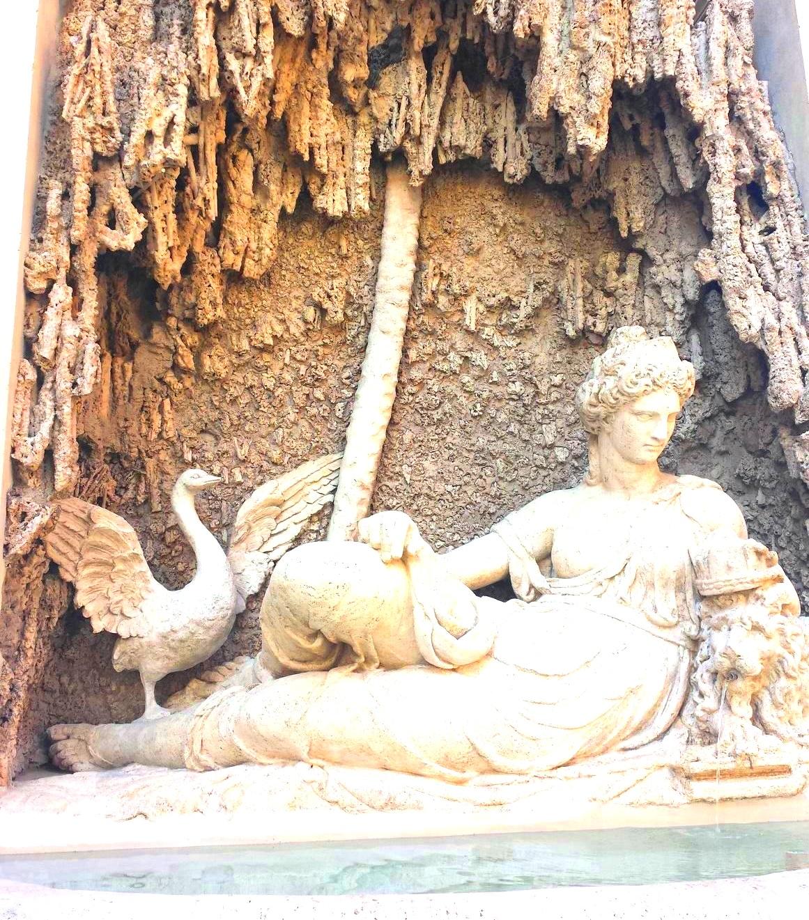 LE QUATRO FONTANE - ROMA foto Ana Venticinque
