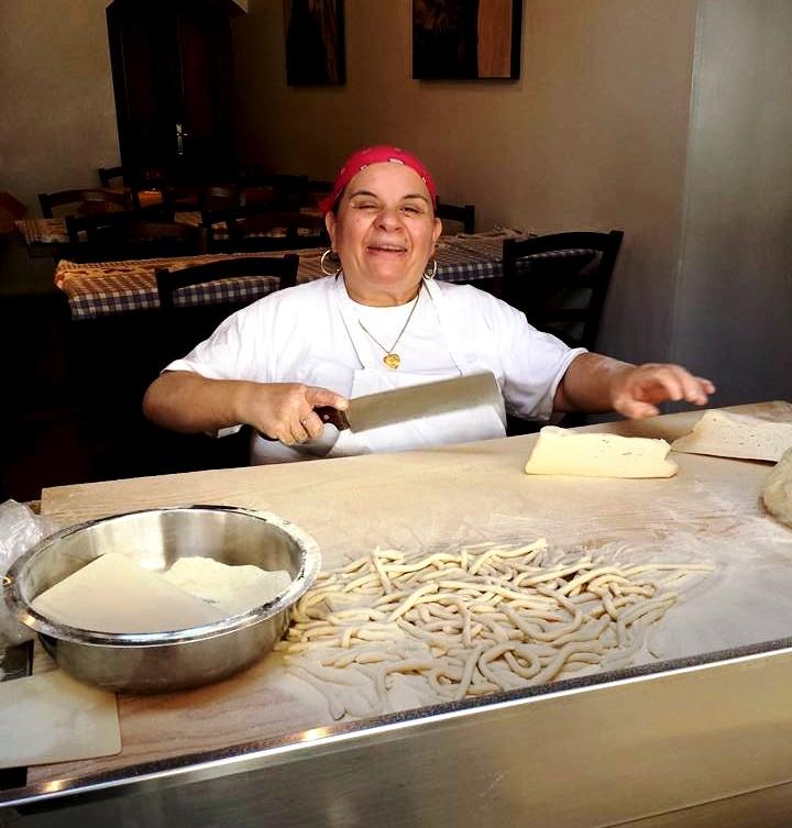 OSTERIA DA FORTUNATA - foto Ana Venticinque