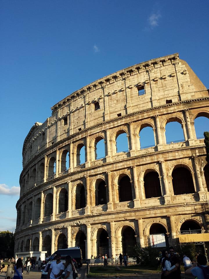 Caminhando por Roma - COLISEU