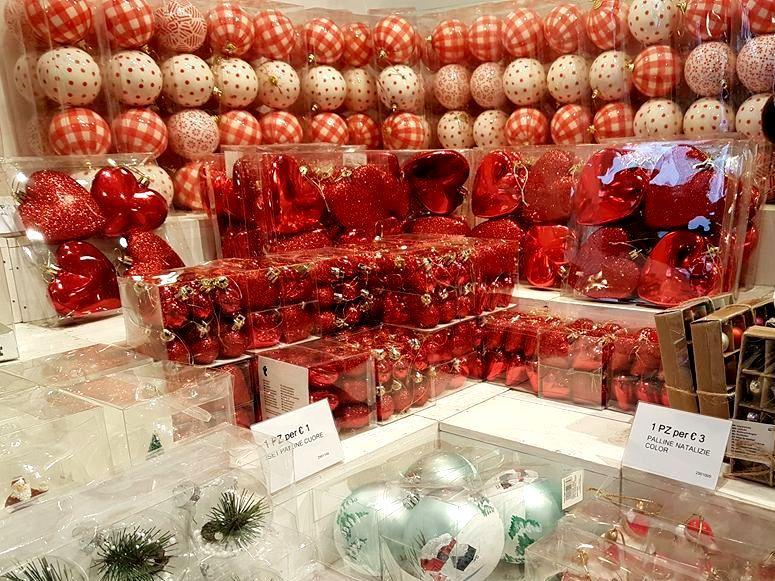 Natal enfeites em Roma - Blog Vou pra Roma